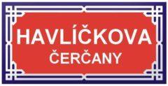 Bytové družstvo Čerčany – Havlíčkova